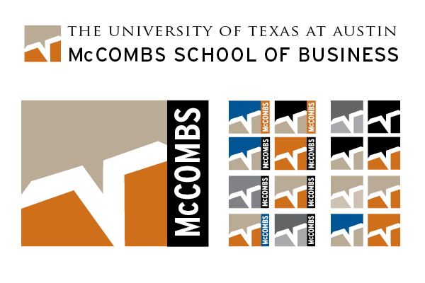 McCombs Logo Variations