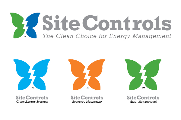 SiteControls Logo Variations