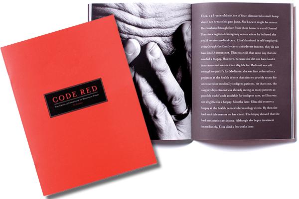 Code Red Brochure