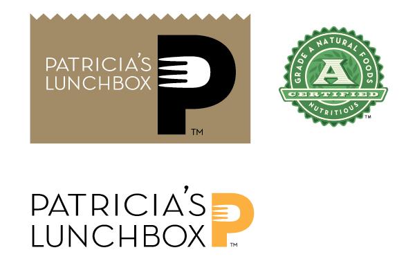 Patricia's Lunchbox Branding